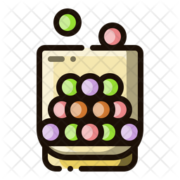 Chewing Gum Icon