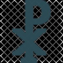 Chi Rho Icon