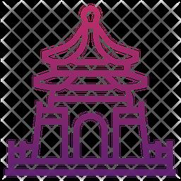 Chiang Kai Shek Memorial Hall Icon