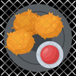 Chicken Bites Icon