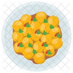 Chickpea Salad Icon