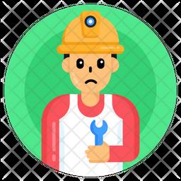 Child Technician Icon