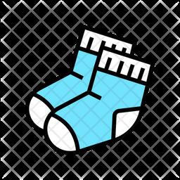 Children sock Icon