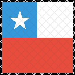 Chile Flag Icon