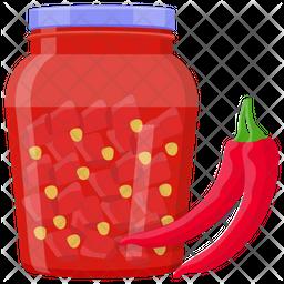 Chili Sauce Icon