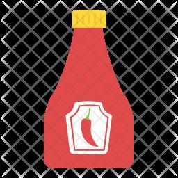 Chilli Sauce Icon