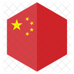 China Flag Icon Of Flat Style Available In Svg Png Eps Ai Icon Fonts