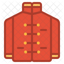 Chinese dress Icon