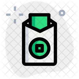 Chinese Letter Icon