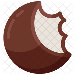 Chocolate Bite Icon