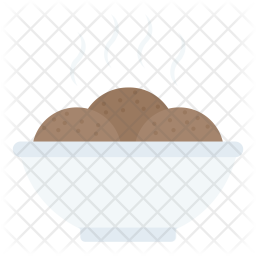 Chocolate Brownies Icon