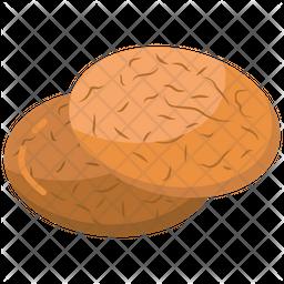 Chocolate Cookies Icon