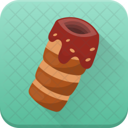 Chocolate Roll Icon