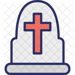 Christian door Icon
