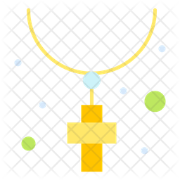 Christian Necklace Icon