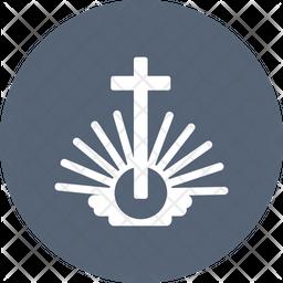 Christianity Flat Icon