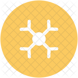 Christmas Glyph Icon