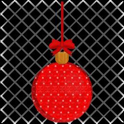 Christmas Bulb Png.Christmas Ball Icon
