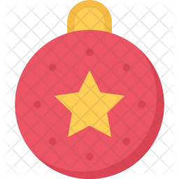 Christmas, Ball, New, Year, Winter, Holidays Icon png
