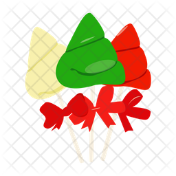 Christmas Candies Icon