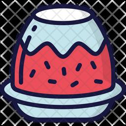 Christmas Pudding Icon