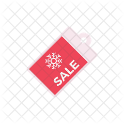 Christmas Sale Icon