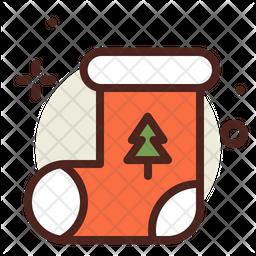 Christmas Socks Icon