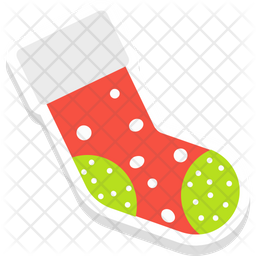 Christmas Stocking Icon
