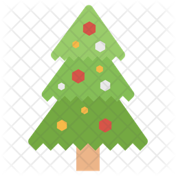 Christmas Tree Icon Png.Christmas Tree Icon
