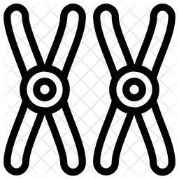 CHROMOSOME Line Icon