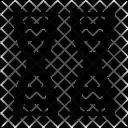 Chromosomes Icon