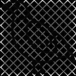 Chukar Partridge Icon