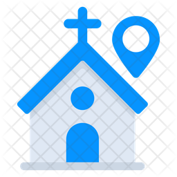 Church Address Icon