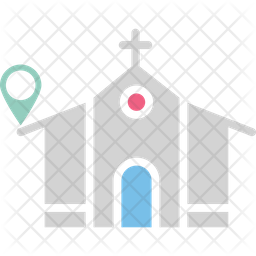 Church location Icon