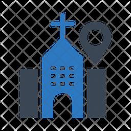 Church  location Icon