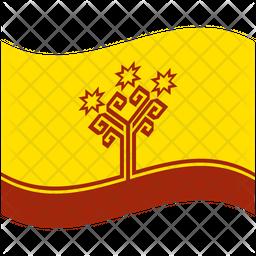 Chuvashia Flag Icon
