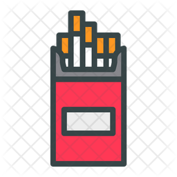 Cigarettes Icon