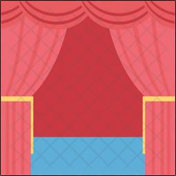 Cinema Flat Icon