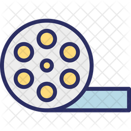 Cinema roll Icon