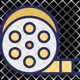 Cinema rool Icon