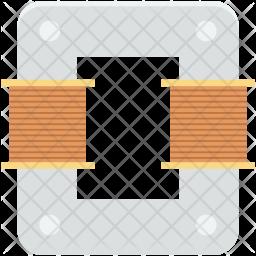 Circuit Flat Icon