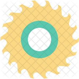 Circular Flat Icon