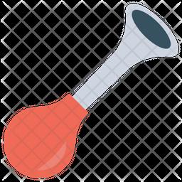Circus Horn Icon