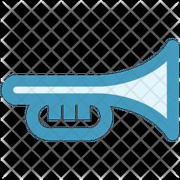 Circus Trumpet Icon