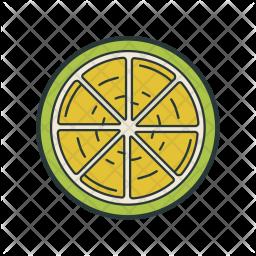 Citrus, Lime, Lemon, Fruit, Healthy, Vegetables Icon