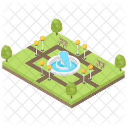 City Park Icon