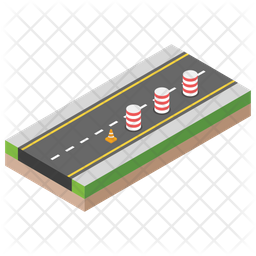 City Road Icon