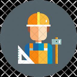 Civil engineer Icon
