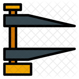Clamp Tool Icon