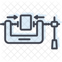 Clampdown Icon